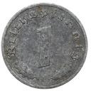 III Rzesza - moneta - 1 Reichspfennig 1941 F
