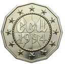 Niemcy - moneta - 1 Ecu 1994
