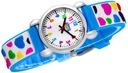 Dziecięcy Zegarek w Fantastyczne Kolorowe Wzorki