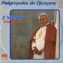 JAN PAWEŁ II PIELGRZYMKA DO OJCZYZNY 2LP/VG4721