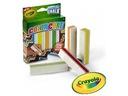 Crayola Kreda dwukolorowa, chodnikowa - 5 sztuk