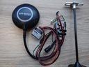 FPV GPS + kompas + uchwyt + okablowanie