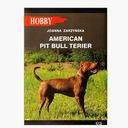 Książka American pit bull terier wyd Egros