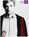 Sherlock - Series 1-3 [Blu-ray] [2010]
