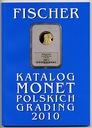 Katalog monet polskich grading - Fischer 2010