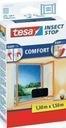 Moskitiera na okno Tesa InsectStop Comfort 130x150