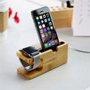 Stacjadokująca/dock AppleWatch/iPhone5/6s/7/8/Plus