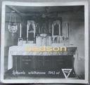 Oflag VI B Dossel 1943 kaplica obozowa