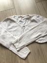 Sweterek bolerko H&M rozm.110/116