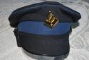 CZAPKA POLICYJNA POLICJA  WYPRZEDAZ KOLEKCJI