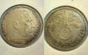 2 mark 1938 B  Hindenburg moneta srebrna