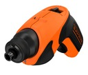 BLACK&DECKER Wkrętak akumulatorowy CS3651LC