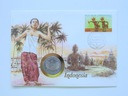 Koperta - INDONEZJA - 50 Sen 1961 - K769