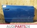 Audi A4 B6 Drzwi prawy przód prawe LZ5W ORI
