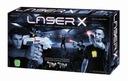 Pistolet LaserX na podczerwień.Zestaw dla dwojga.
