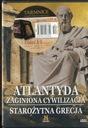 ATLANTYDA ZAGINIONA CYWILIZACJA DVD / F0954