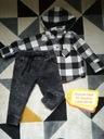 Zestaw ubrań dla chłopca rozmiar 86-92