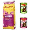 Karma Josera Miniwell Adult Small 15kg + 3x Gratis