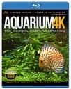 AQUARIUM 4K - THE MAGICAL GREEN VEGETATION (BLU-RA