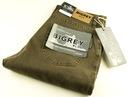 Spodnie jeans BIGREY C9 oliwka/20 W35/92 L30/105