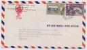 Trynidad i Tobago - ciekawa koperta z 1950 roku