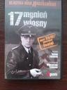 17 MGNIEŃ WIOSNY 6xDVD -Klasyka kina radzieckiego
