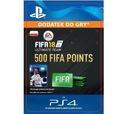 FIFA 18 500 punktów 10 kodów