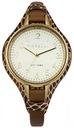 Fiorelli Women's Quartz Watch with White Dial Anal