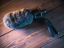 Mikrofon Rode ntg1 + Rycote Softie + XLR Neutrik