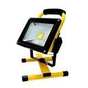 Lampa LED 50W statyw + ładowarka samochodowa