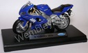 Yamaha YZF-R1 1999 1:18 WELLY
