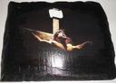 Ikona stylizowana Jezus Chrystus ukrzyżowanie