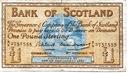 Szkocja 1 Pound 1960 P-100c.4