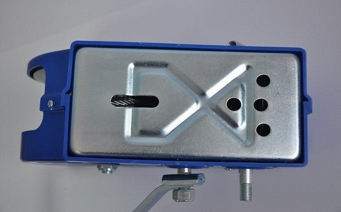 Wyciągarka wciągarka laweta mocna solidna knott A657
