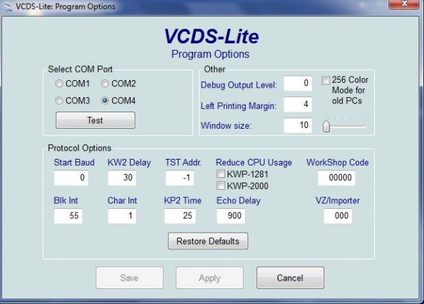 Poważnie INTERFEJS DIAGNOSTYCZNY KKL VAG VW AUDI SKODA + CD 5112677044 WG25