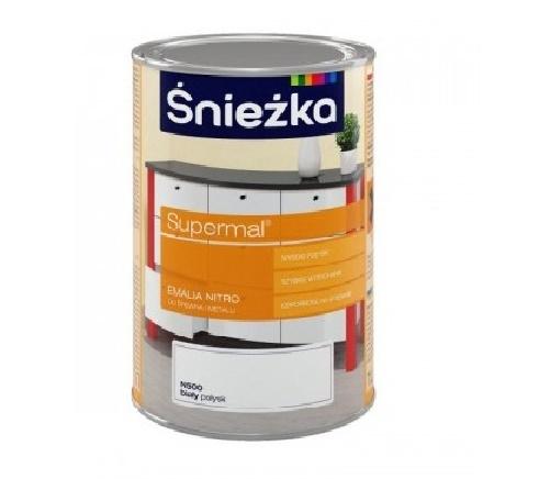 Nitro Farba Sniezka Do Drewna Metalu 1l Zielona 7102818130 Allegro Pl