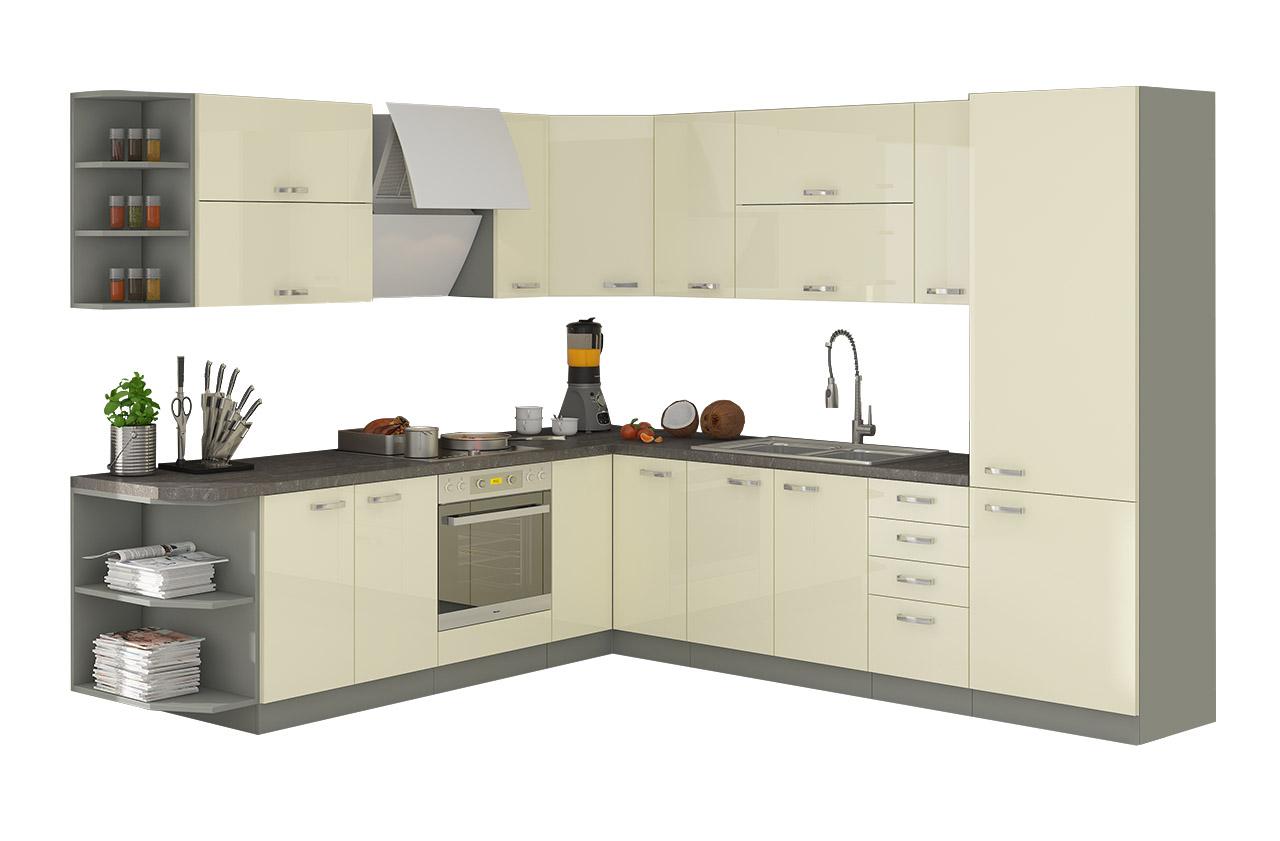 meble kuchenne zaprojektuj w�asn� kuchniĘ 4 kolory