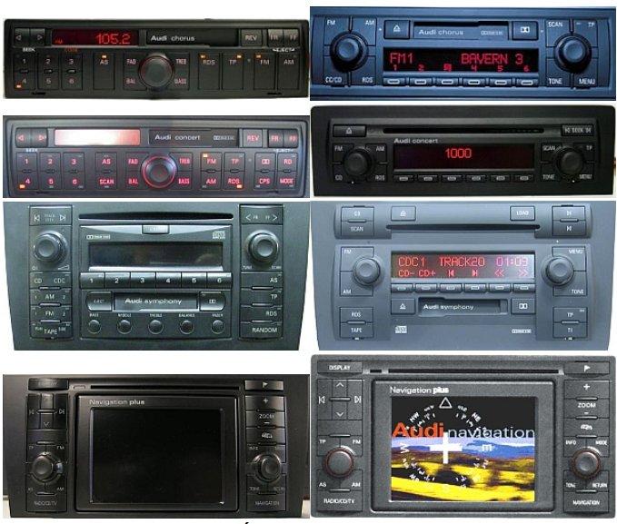 , cd-ЧЕЙНДЖЕР, BLUETOOTH USB для VW/AUDI/SKODA/SEAT