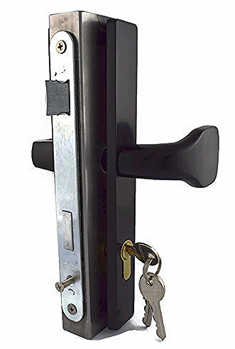 Topnotch Kaseta 30x50 z zamkiem +klamka-pochwyt do furtki 7206122070 RM22