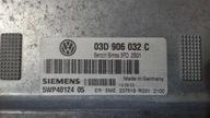 Компьютеры VW Polo 1.2 6v 03D906032C BEZ IMMO OFF!!