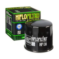 HIFLO Filtr oleju HF138 APRILIA KAWASAKI SUZUKI