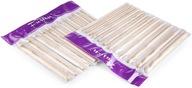 Szydełka Bambusowe Jasne od 3mm do 10mm - Zestaw