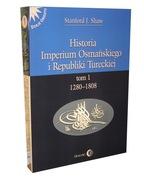 Książka HISTORIA REPUBLIKI TURECKIEJ I OSMANÓW - 1