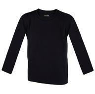 Koszulka T-shirt długi rękaw 134, wybór kolorów.
