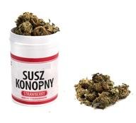 Susz konopny 4% CBD 2g Strawberry - kwiaty cbd