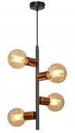 LAMPA WISZĄCA LOFT DESIGN ADALIO 4 LED od EMIBIG