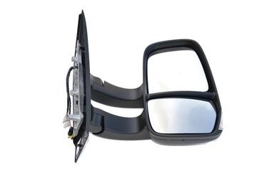 iveco daily 2014 2016 зеркало правая длинные электрическое - фото