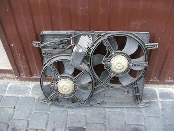 freelander 2, 0 td4 00- кожух радиаторов вентилятор - фото