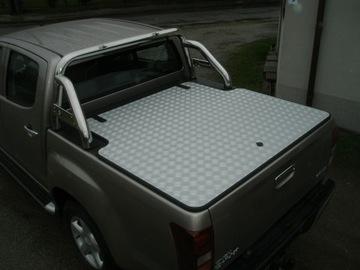 монтаж покрытие крышка багажника коробки кабины isuzu d-max - фото