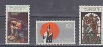 T0669 Новая Зеландия Мне 545-547 ** Религия доставка товаров из Польши и Allegro на русском
